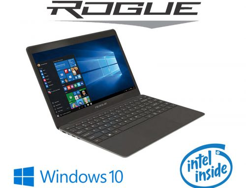 Rogue, il nuovo notebook