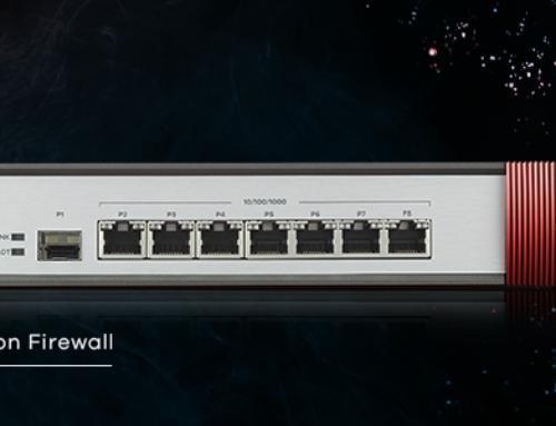 Nuovo firewall Zyxel ATP100, la sicurezza prima di tutto.